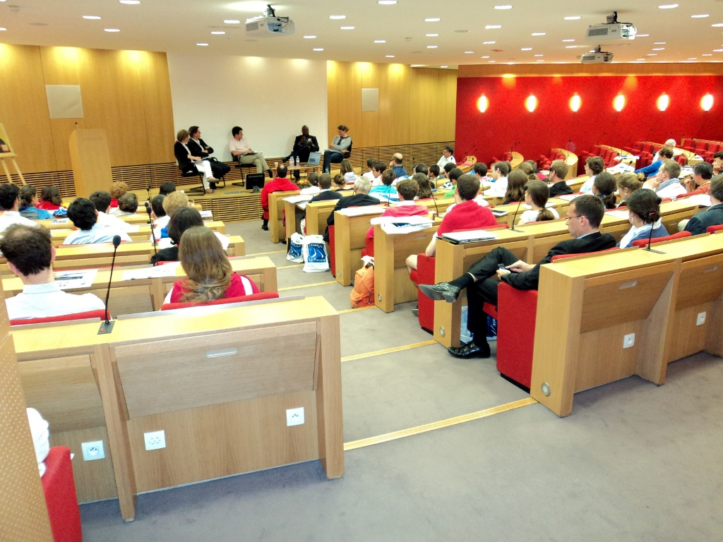 Colloque 25 ans CGE