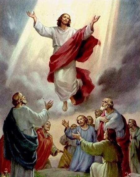 L'Ascension du Christ