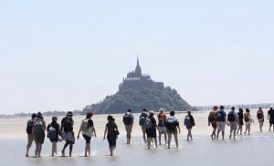 WE de l'Ascension au Mont Saint-Michel