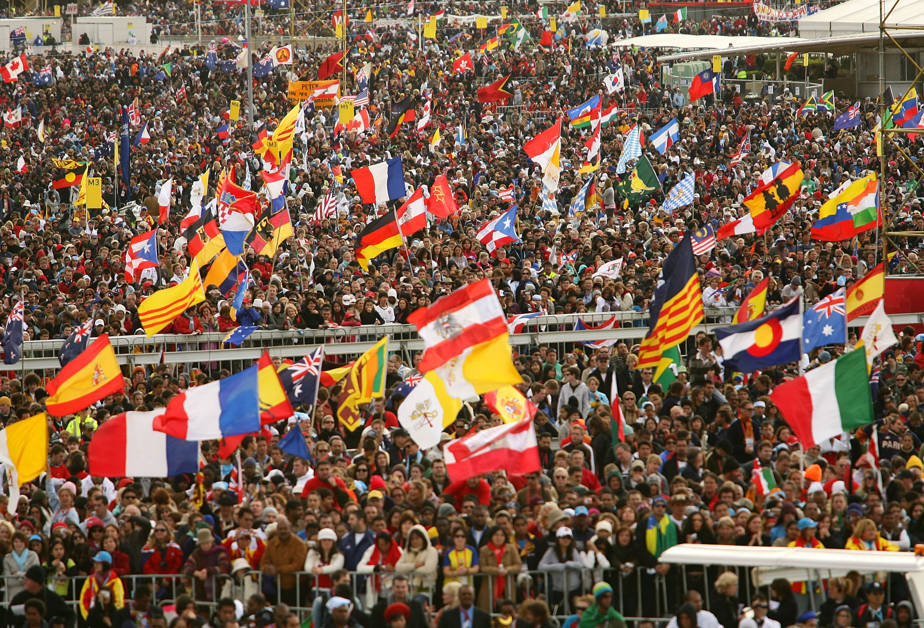 World Youth Day 2008
