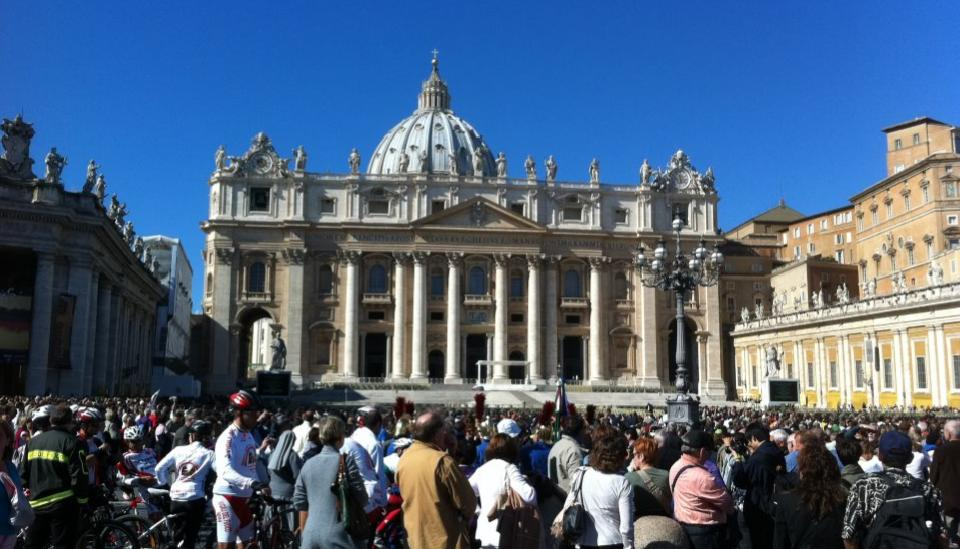 Conseil pontifical pour la nouvelle évangélisation à Rome