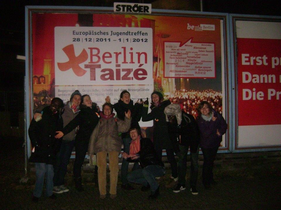 Taizé à Berlin