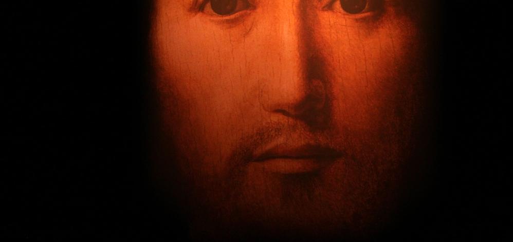 Sur le concept du visage du fils de Dieu