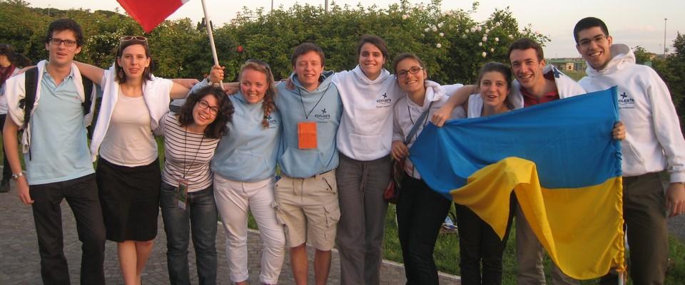Equipe european meeting de Rome