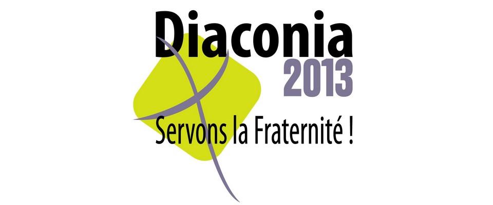 Logo de Diaconia 2013