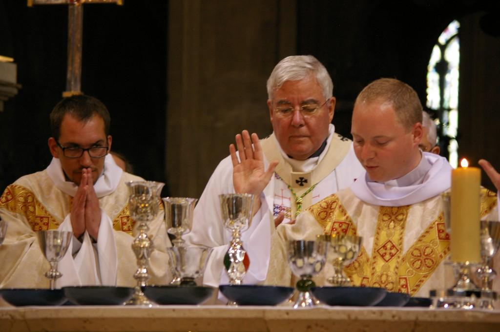 Ordination de François