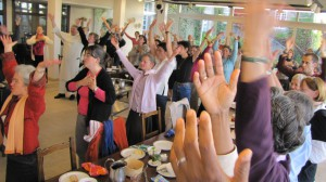 Vie en communauté au Foyer de Charité de Tressaint