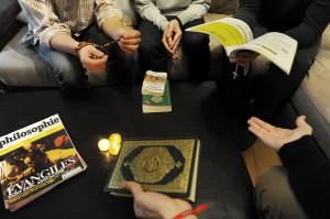Temps d'échange interreligieux