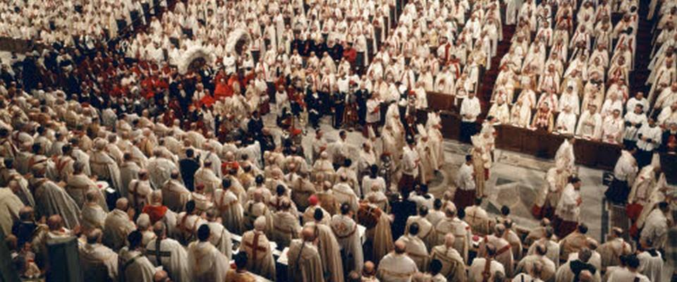 Vatican II - ouverture