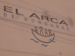 Logo de L'Arche du Honduras