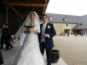 Mariage de Thomas et Marion