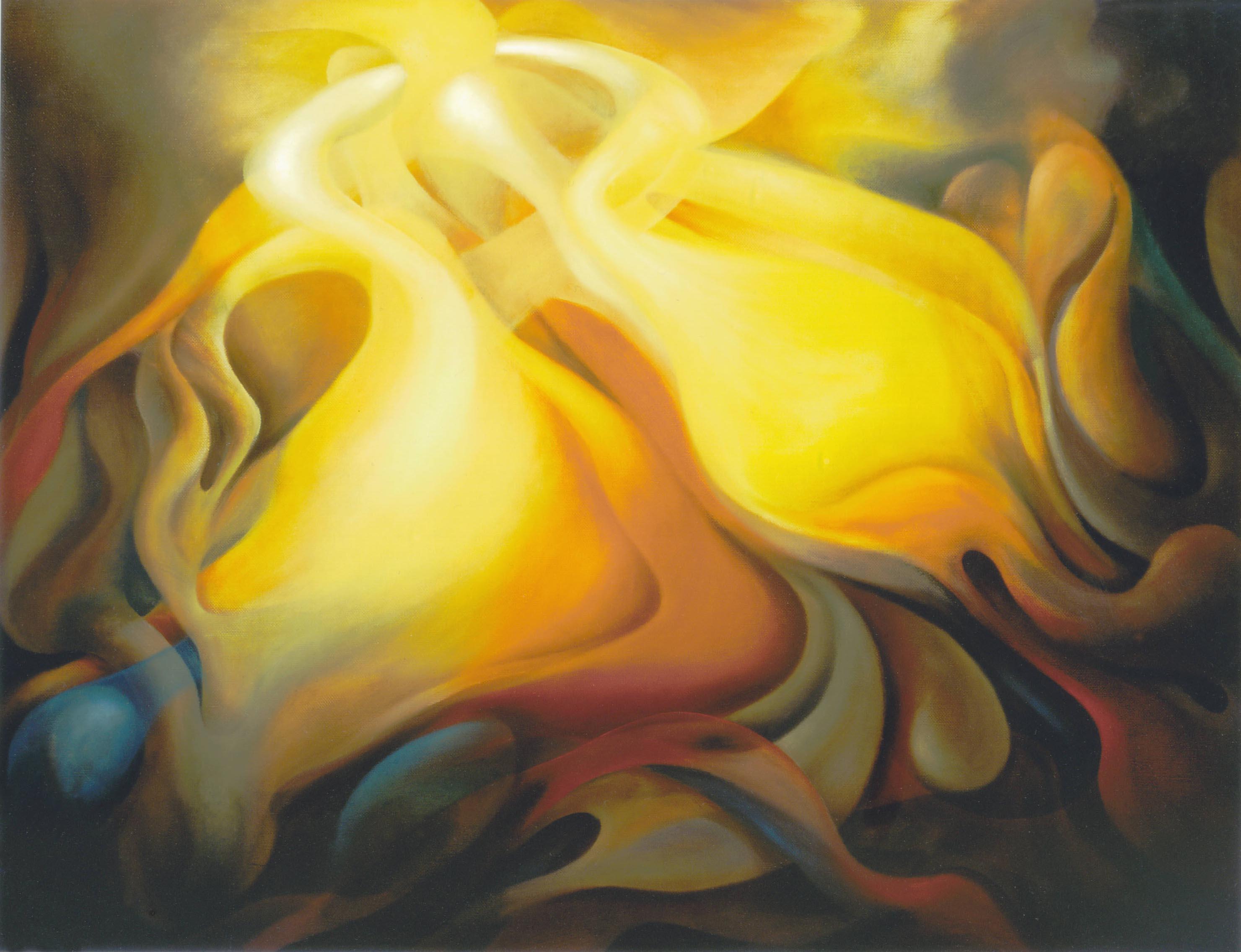 La Transfiguration par Armando Alemdar Ara