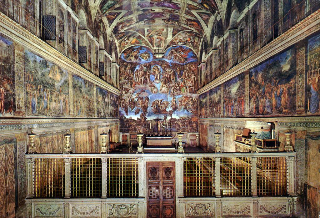 Le conclave mode d 39 emploi jeunes cathos blog jeunes for Emploi decorateur interieur
