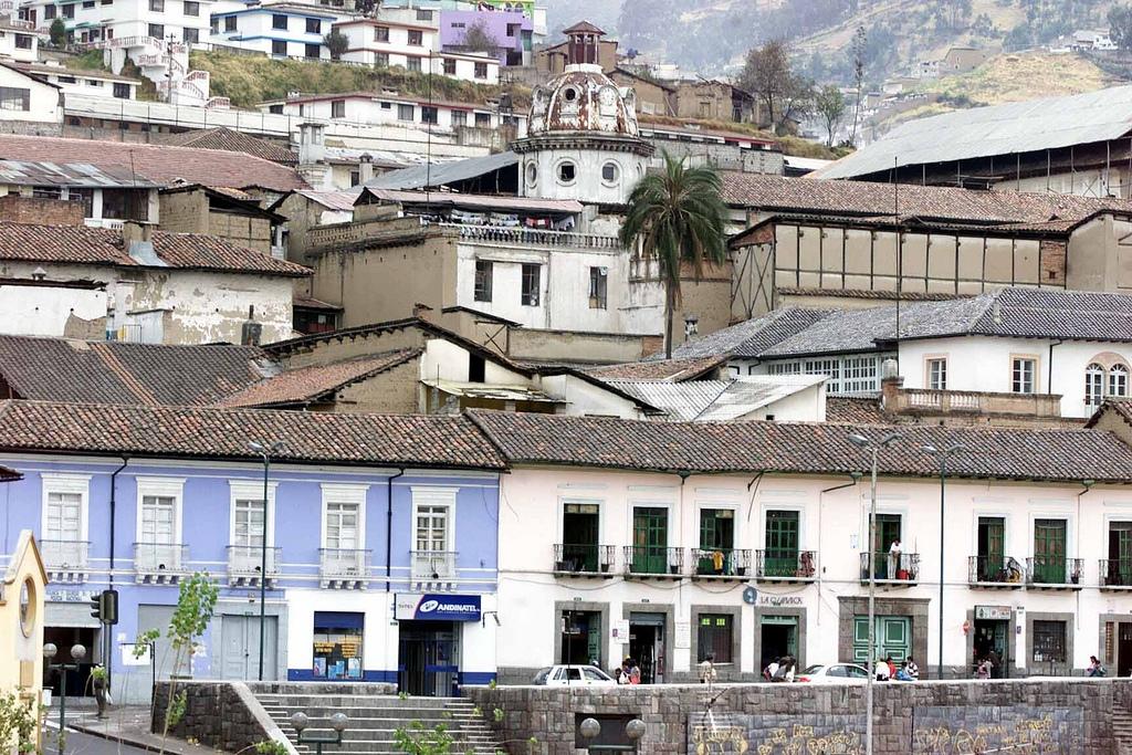 Volontaire à Quito - Equateur