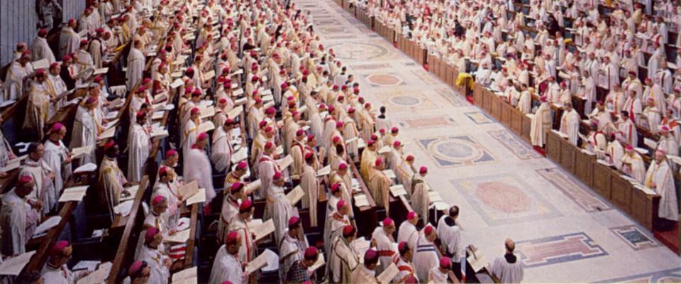 Assemblée de Vatican II