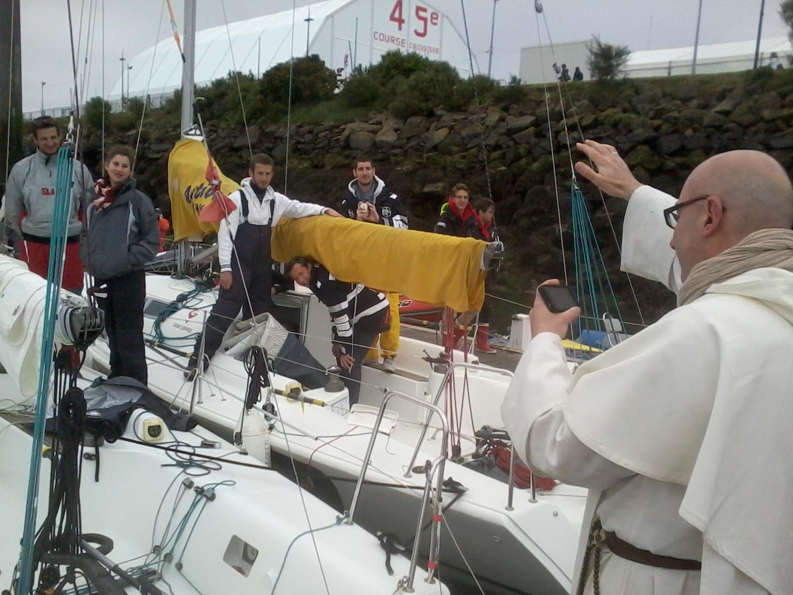 Bénédiction des bateaux - Avance au Large