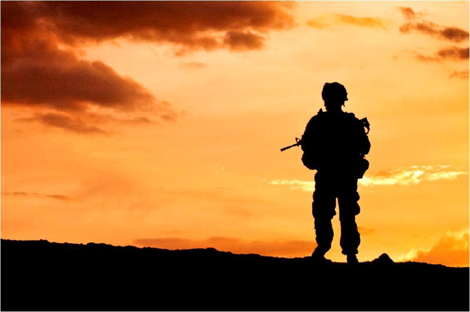 Rencontrer un militaire