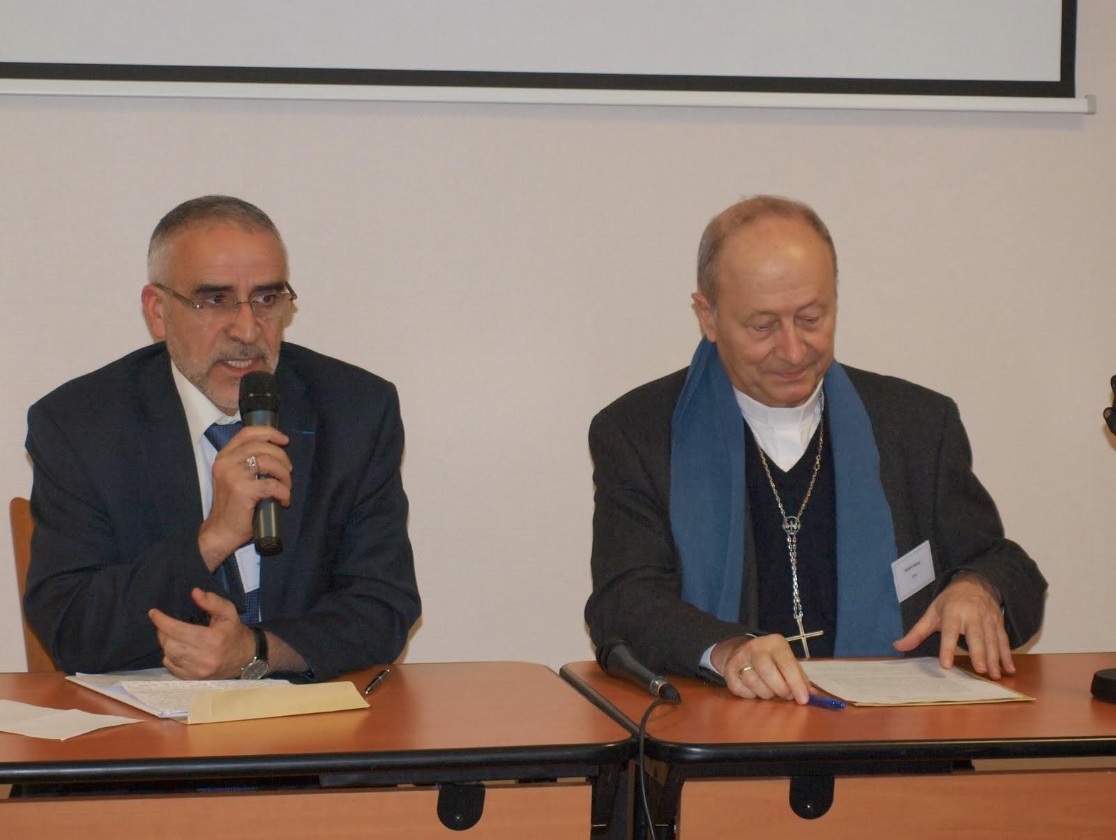 Forum islamo-chrétien