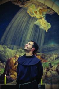 Frère alessandro franciscain
