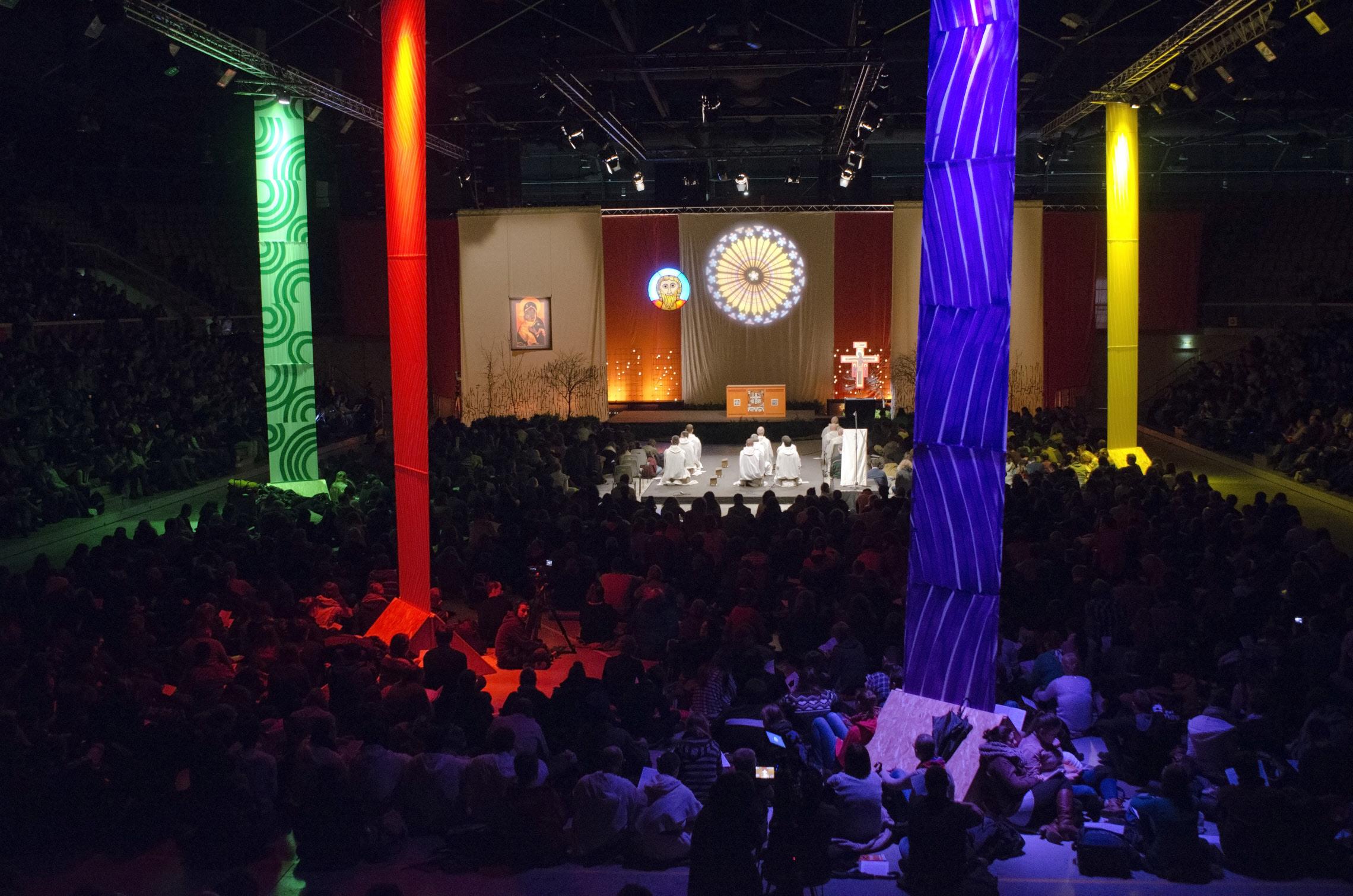 rencontre européenne taizé 2011