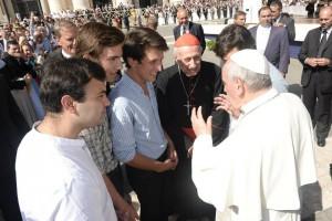 interfaith tour pape françois vatican 2