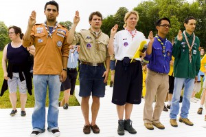 Le scoutisme fête son centenaire