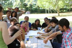 Camps Jeunes adultes été 2013