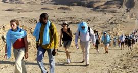 Dans le désert du Néguev. (Ciric/P.Razzo)