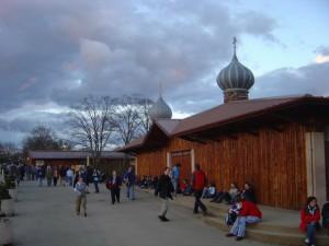 Eglise de la réconciliation. (c) Wikimédia Commons