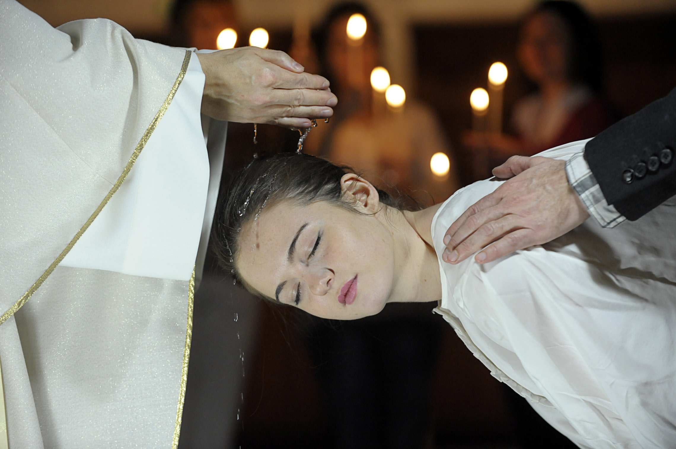 rencontre préparation au baptême