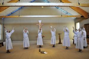 Clarisses du monastère Sainte Claire de Cormontreuil - Ciric - Corinne Simon