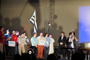 Le parcours OZANAM récompensé par le 2e prix du Concours de Projets Innovants des Rencontres Nationales des Chrétiens en Grande Ecole qui avaient lieu à Paris le 8 et 9 février !