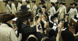 La communauté juive Hassidique Breslev à Mea Shearim