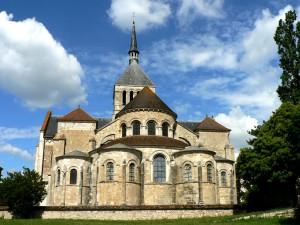 L'abbaye de Saint-Benoît-sur-Loire