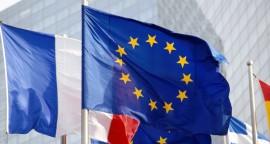 drapeau européen et français - ciric - alain pinoges