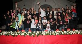 groupe chrétiens jordanie