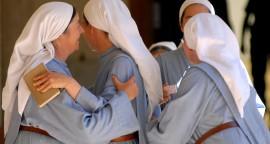 Installation des Fraternités monastiques de Jérusalem à la Trinité des Monts (Rome)