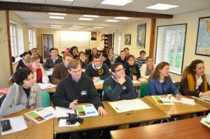 EDV photo salle de cours