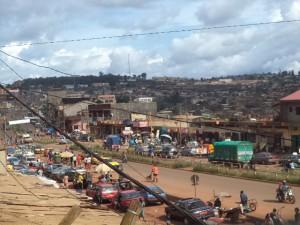 cameroun - ville