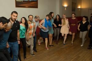 La danse du dabké