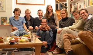 Un groupe de CVX en Belgique