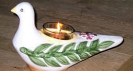 lampe de la paix taybeh