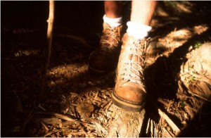 marche - chaussures randonnée - ciric - wilfried guyot