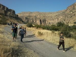 montagnes kurdistan irakien souleymanié