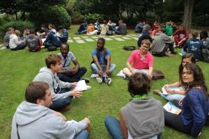 pastorale étudiante - étudiants en responsabilité - aumônerie