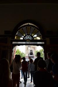 coexister - groupe sciences po visite mosquée aïd