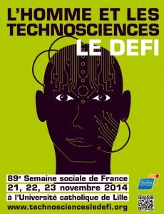 Affiche Semaines sociales de France