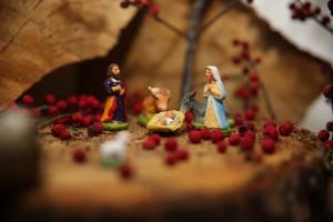 crèche Noël - AAHB