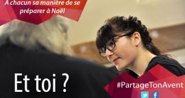 #PartageTonAvent 1