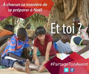 #PartageTonAvent 2